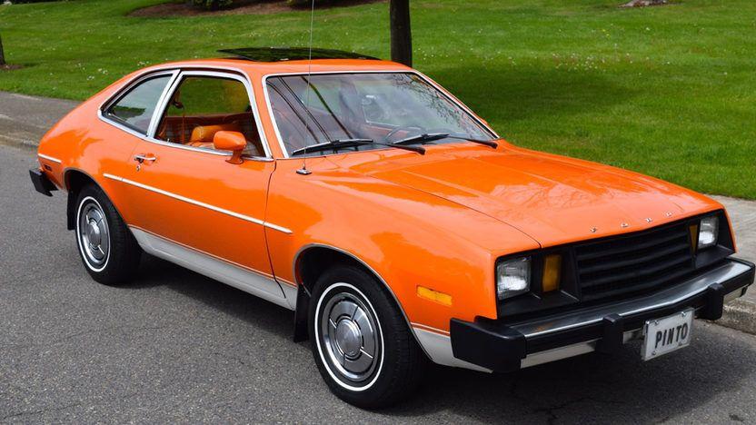 1979 Ford Pinto Hatchback