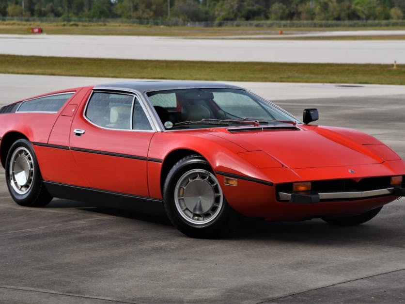 1973 Maserati Bora 4.9 Market - CLASSIC.COM