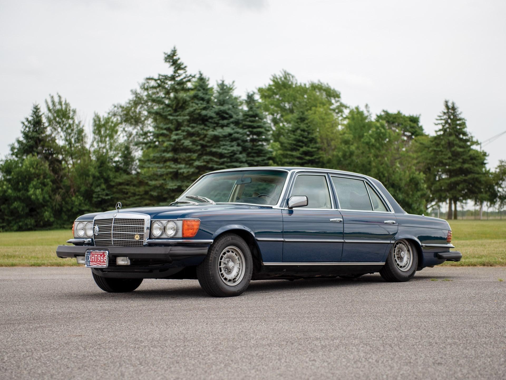 1977 Mercedes-Benz 450 SEL 6.9 Sedan