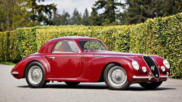1939 Alfa Romeo Tipo 256 Coupe