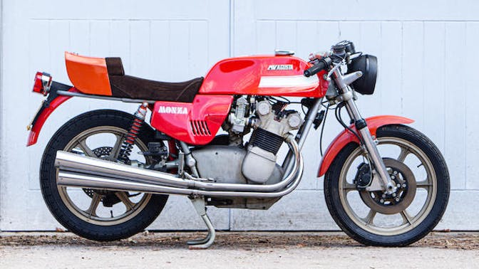 1978 Mv Agusta 832CC Monza