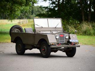 1952 Minerva Land Rover Series 1