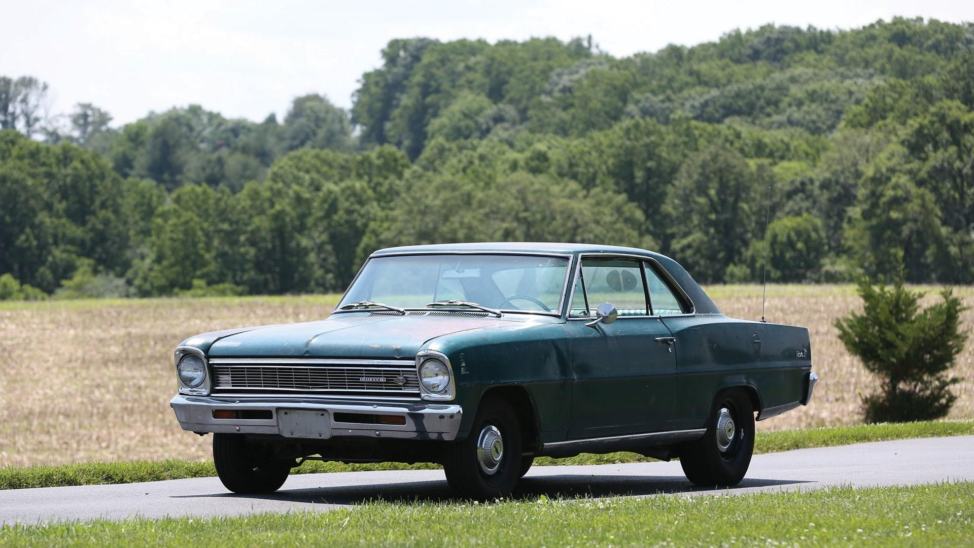 1966 Chevrolet Chevy II Nova L79