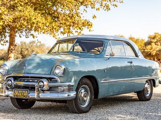 1951 Ford Custom Deluxe Victoria