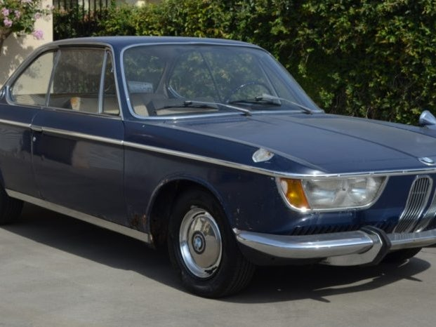 1967 BMW 2000CS Project