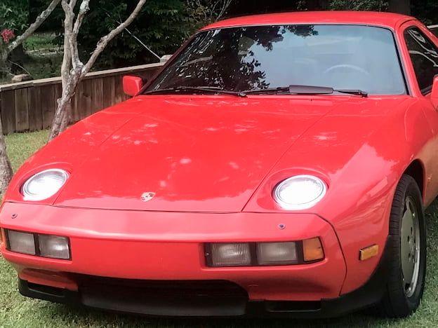 1979 Porsche 928 Coupe