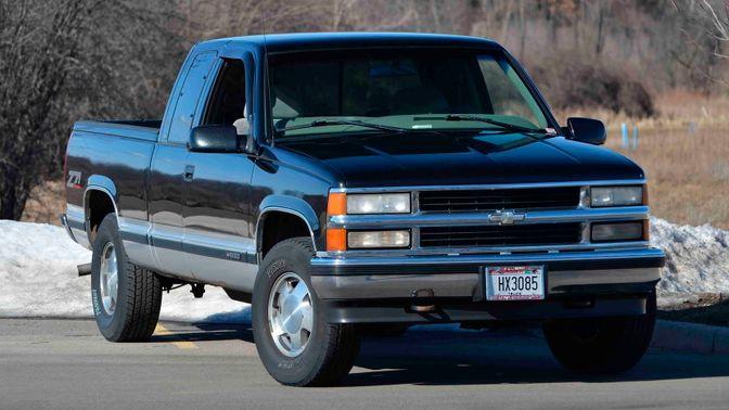 1997 Chevrolet Silverado Pickup
