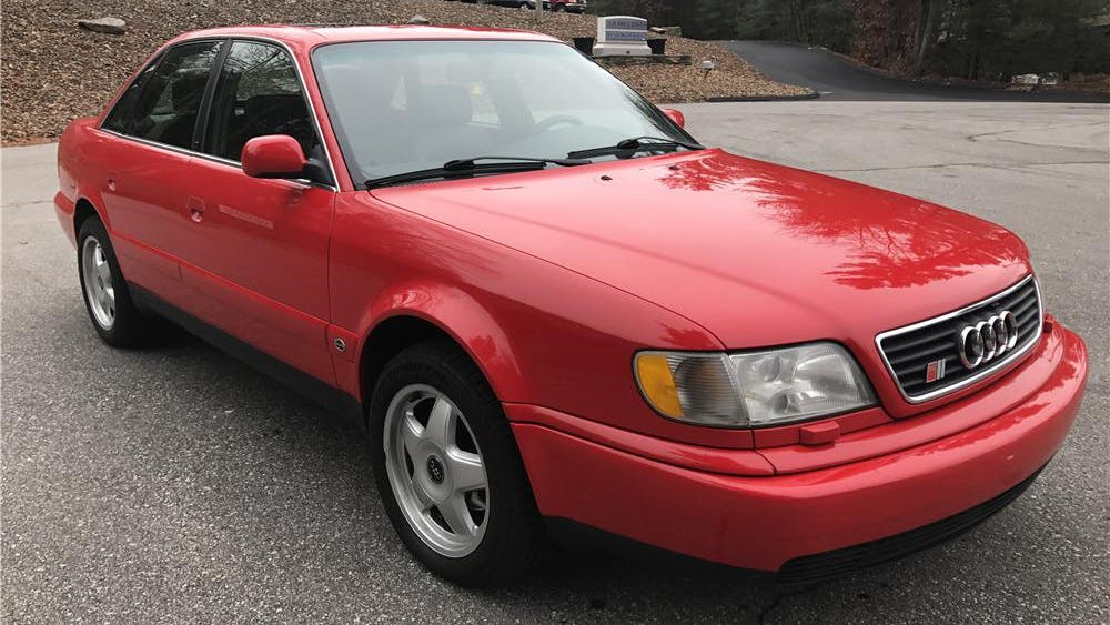 1995 Audi S6 Quattro