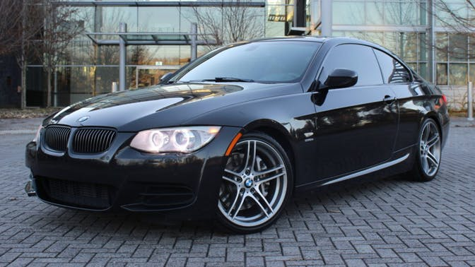 2013 BMW 335IS