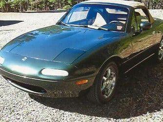 1997 Mazda Miata M Series Convertible
