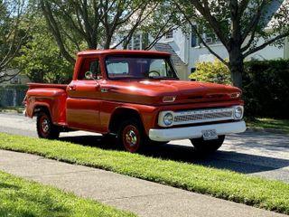 1965 Chevrolet C10 Step Side Pickup