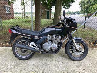 1989 Yamaha XJ900 Project