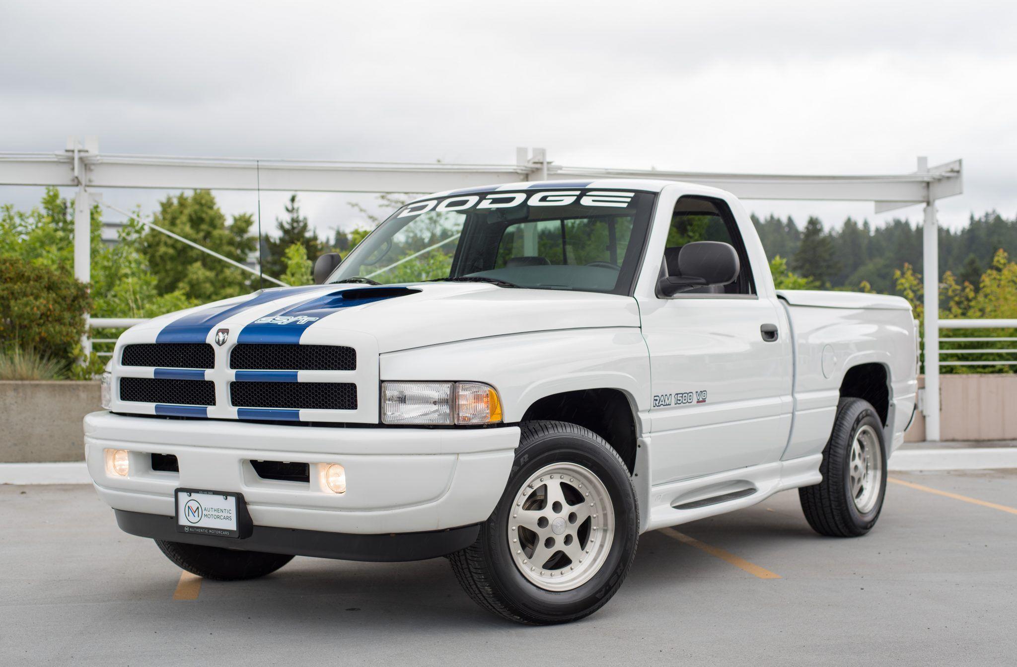 1998 Dodge Ram 2nd Gen Market Classic Com