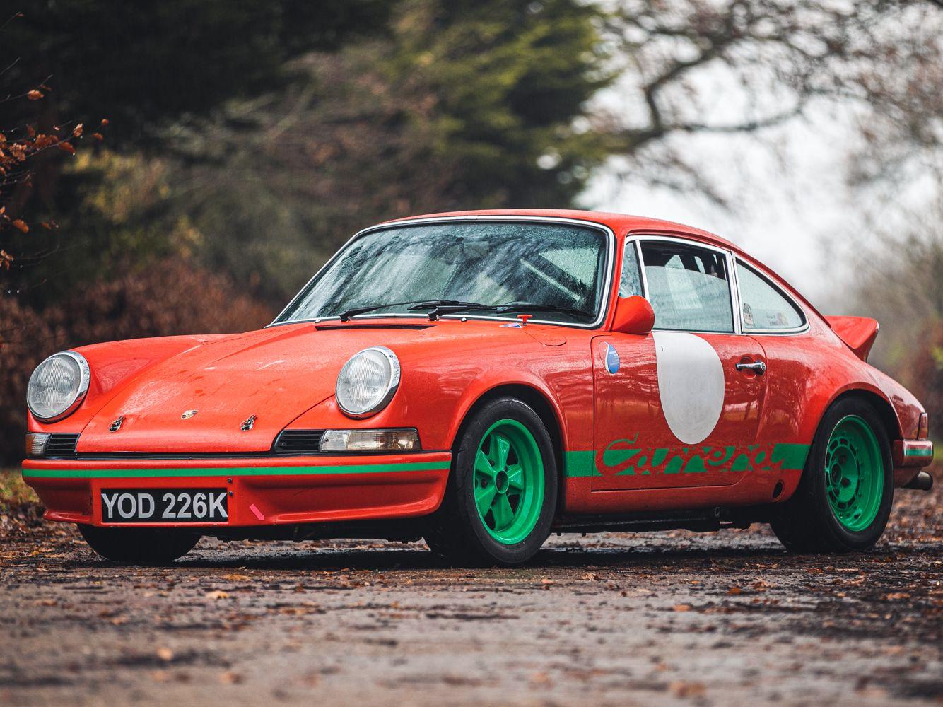 1972 Porsche 911S 2.7 Hillclimb Car