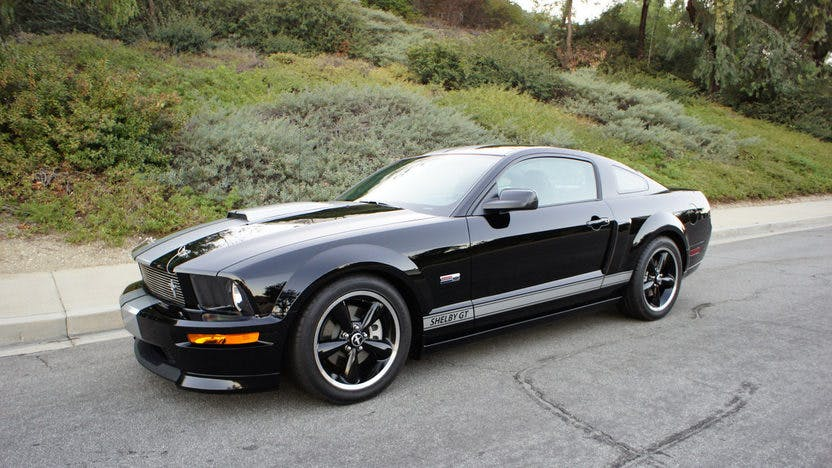 2007 Ford Shelby GT350