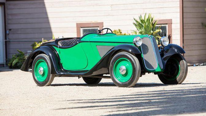 1934 BMW 315/1 Roadster