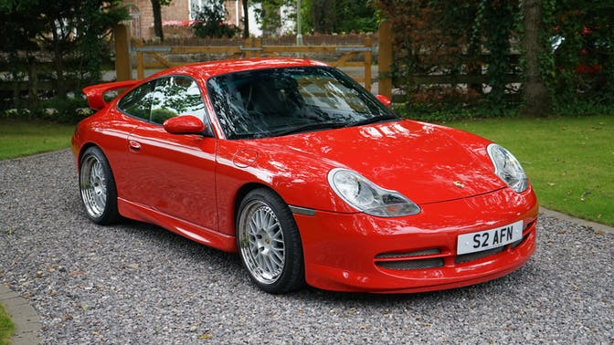 1998 Porsche 911 (996) Carrera