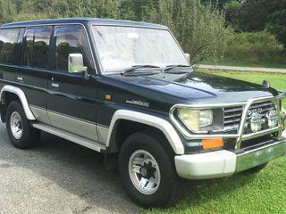 1995 Toyota Land Cruiser Prado Sx 3.0 Turbo 4X4