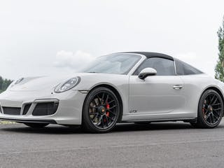 2018 Porsche 911 Targa 4 GTS 7-Speed