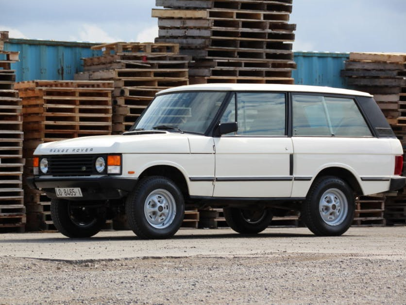 1988 Land Rover Range Rover Turbo D