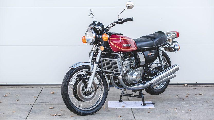 1977 Suzuki GT750