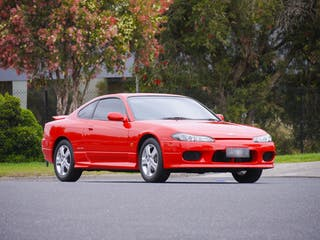 2001 Nissan 200SX Spec-R (S15 Silvia)