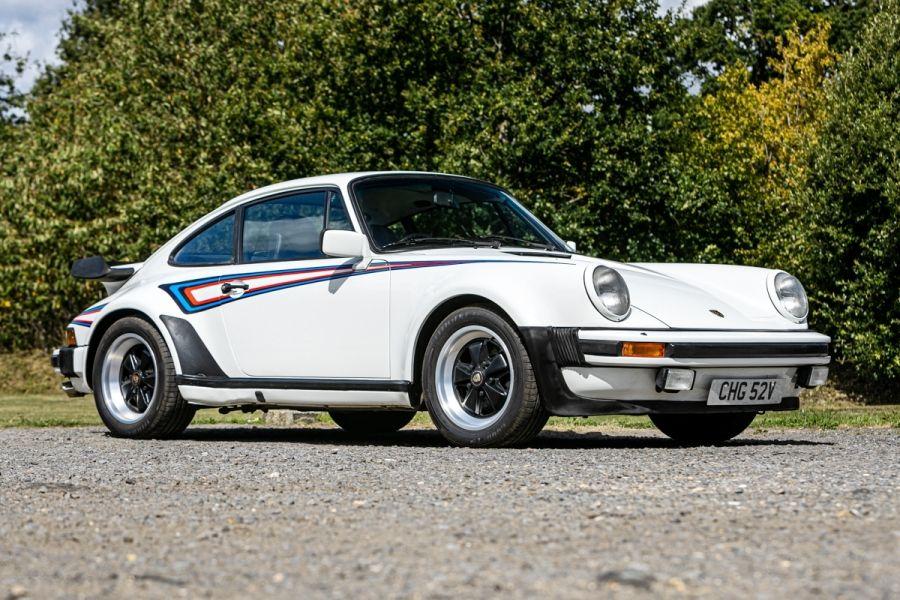 1980 Porsche 911 930 Turbo Martini Vin 93a0070707 Classic Com