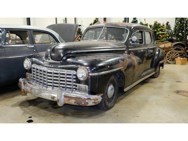 1947 Dodge D24 Custom