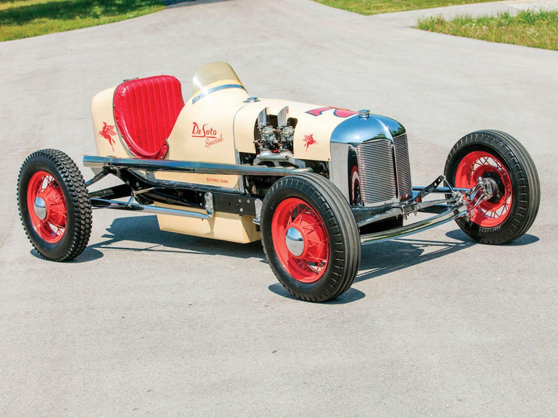 1928 Desoto Dirt Track Special