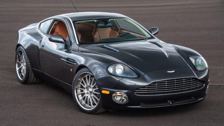 2005 Aston Martin Vanquish S Vin Scfac24325b501853 Classic Com
