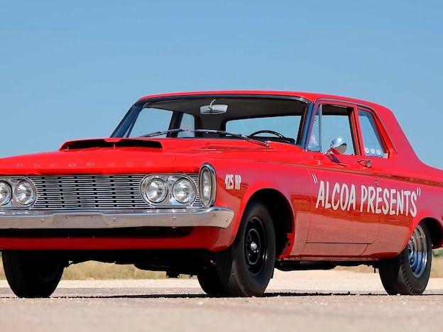 1963 Plymouth Savoy Lightweight 'Alcoa Presents'