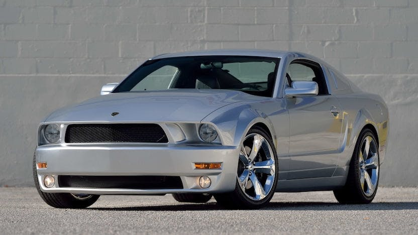 2009 Ford Mustang Iacocca 45TH Anniversary