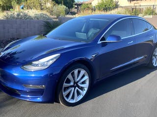 2018 Tesla Model 3 Mid-Range Rwd