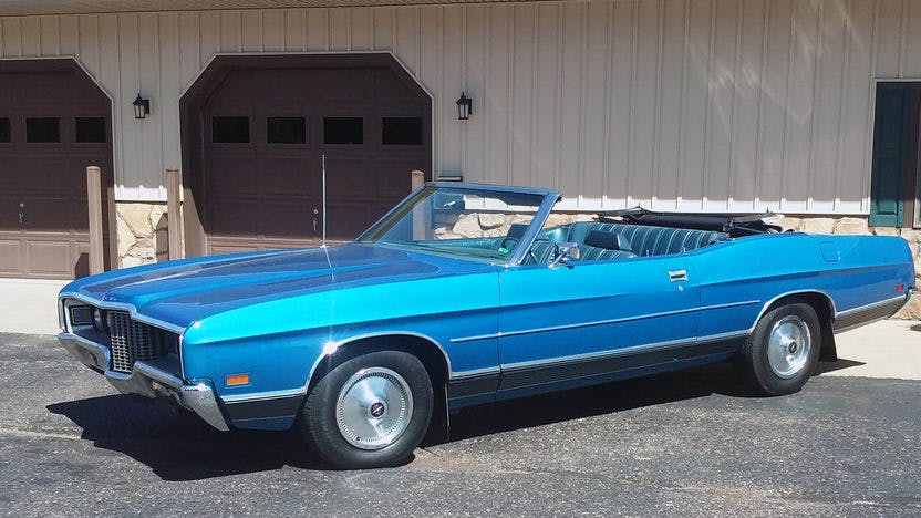1971 Ford Ltd Convertible