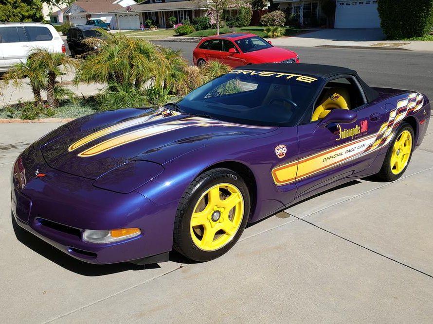 1998 Chevrolet Corvette Pace Car Edition Convertible