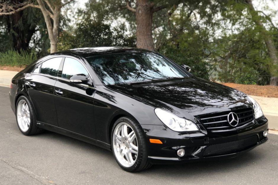36 pages Mercedes CLS-classe c219 liste de prix price list du 01.01.2009