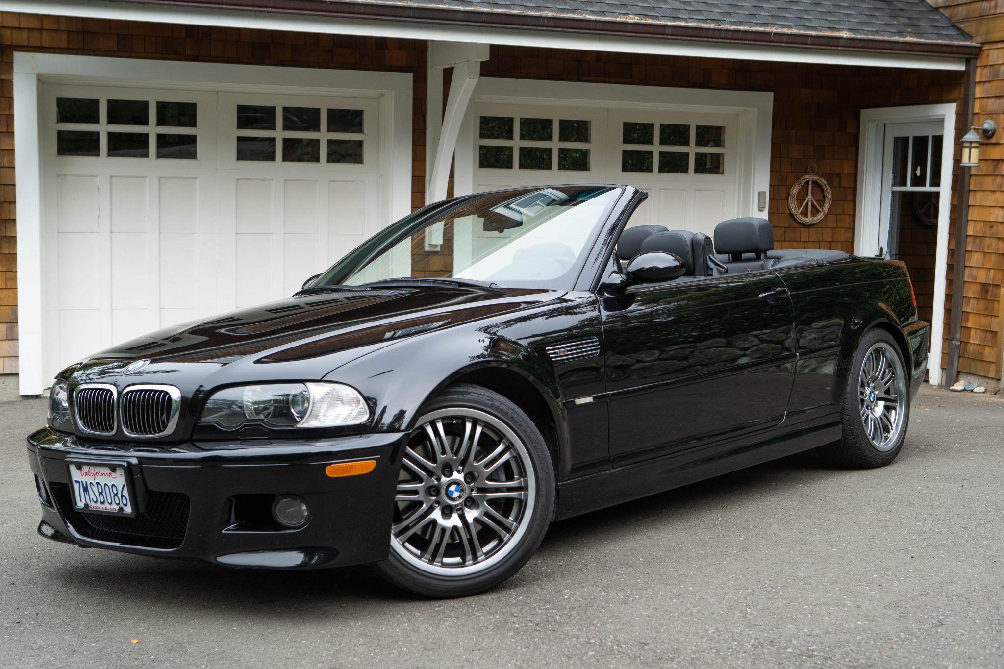 2005 Bmw M3 Convertible 6 Speed Vin Wbsbr93435pk08771 Classic Com