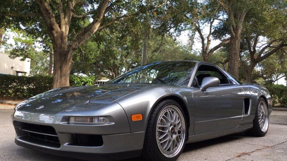1998 Acura NSX-T