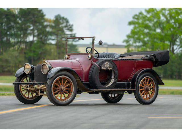 1915 Stevens-Duryea D-Six Tourer