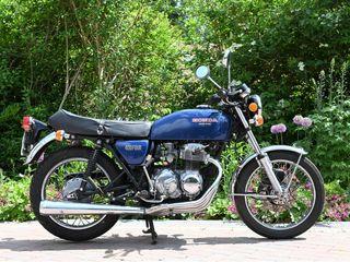 1977 Honda 408CC CB400F