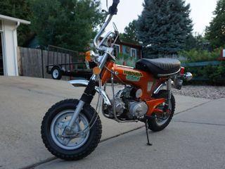 1974 Honda CT-70 Trail 70