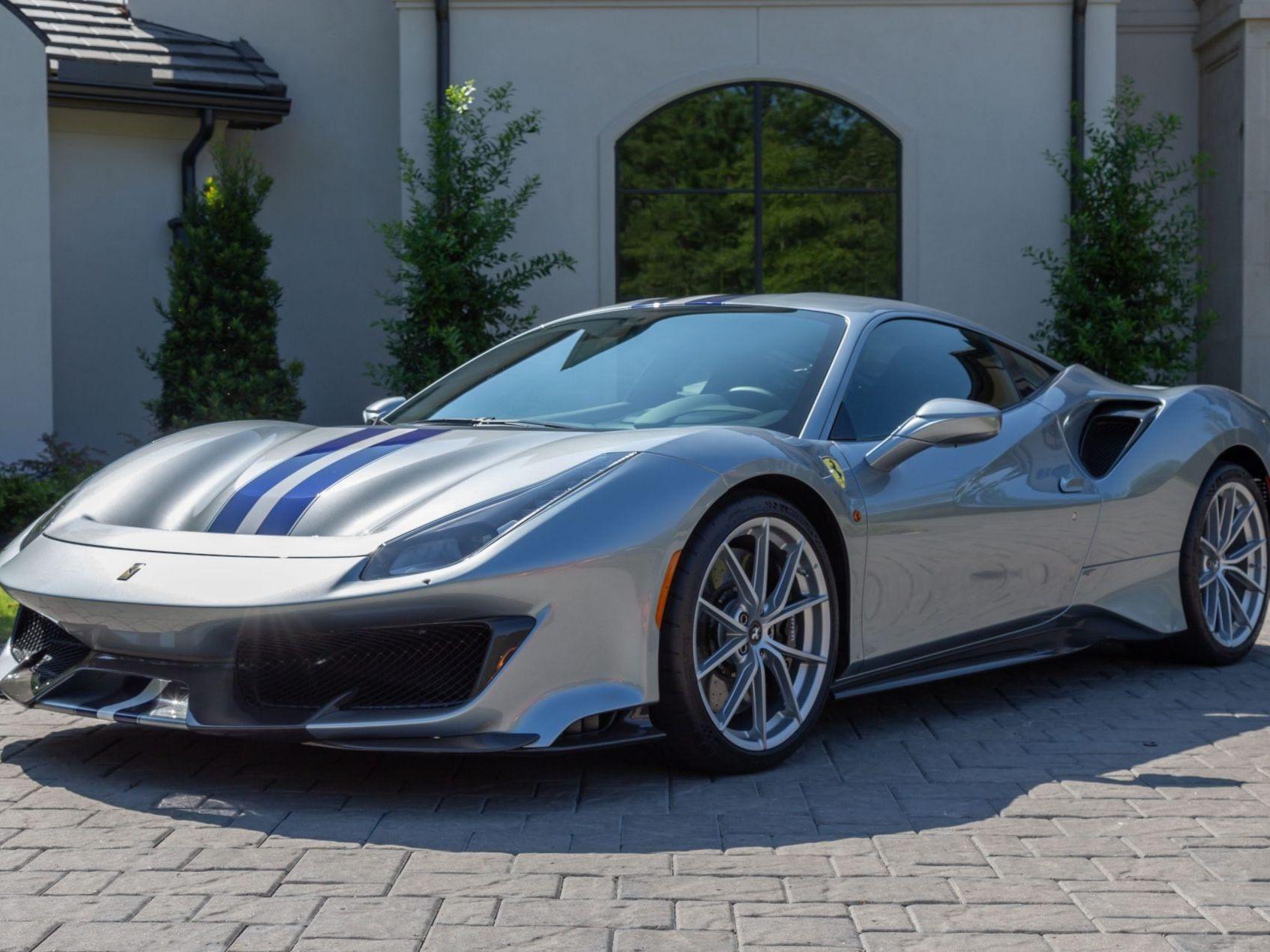 2019 Ferrari 488 Pista Market Classic Com