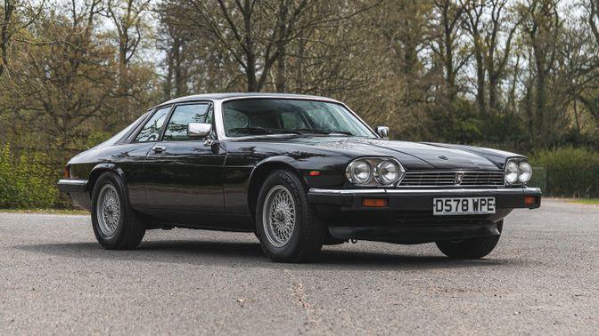 1986 Jaguar Xj-S He 5.3 Coupe