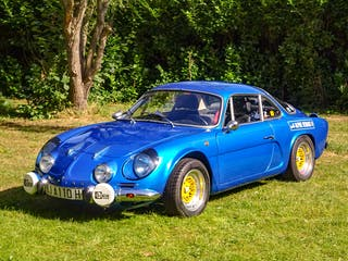 1975 Renault Alpine A110 LHD