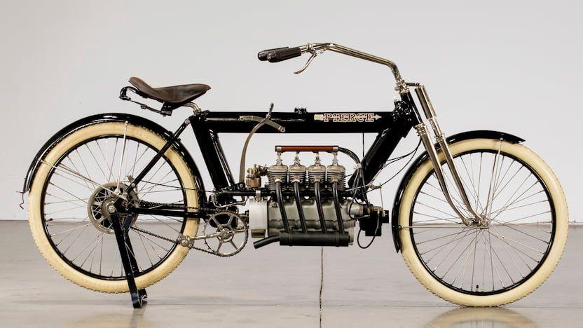 1913 Pierce T Four