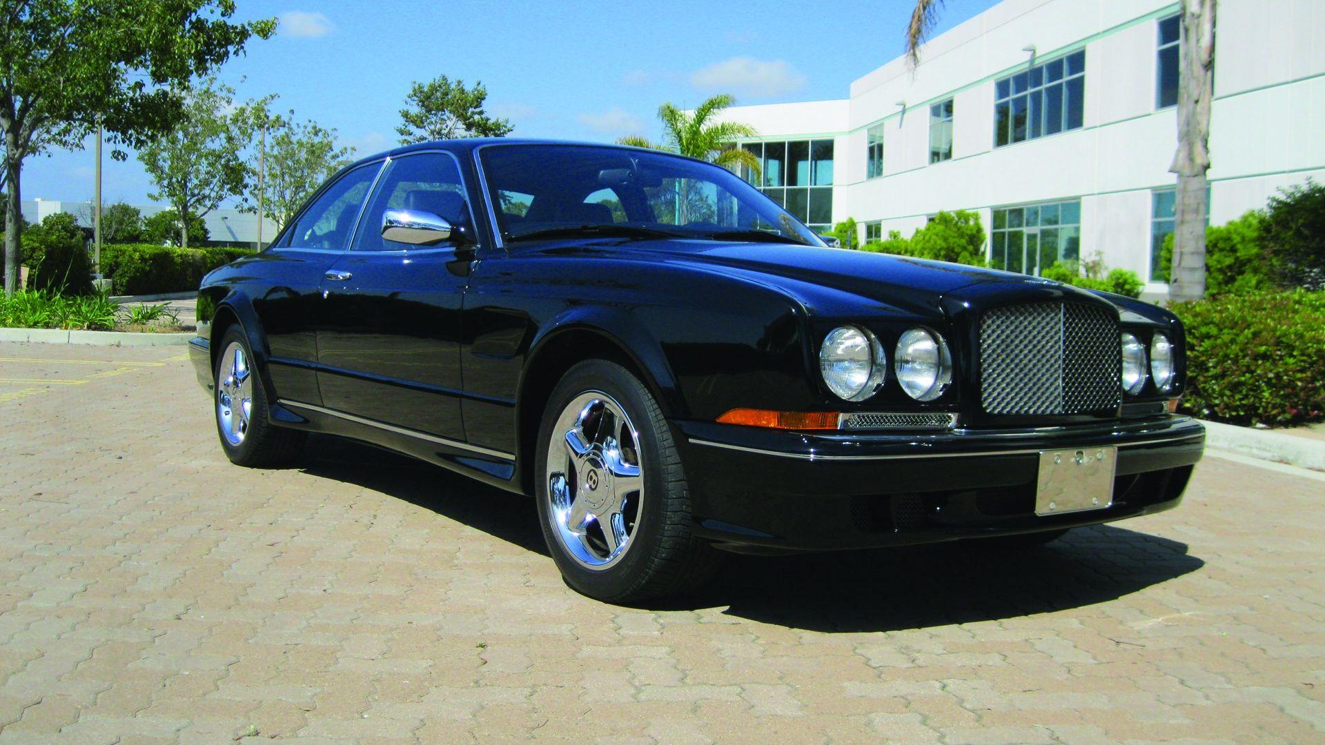 2001 Bentley Continental R420 Mulliner Widebody