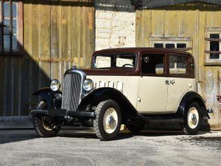 1933 Citroën Rosalie 8A Berline Luxe