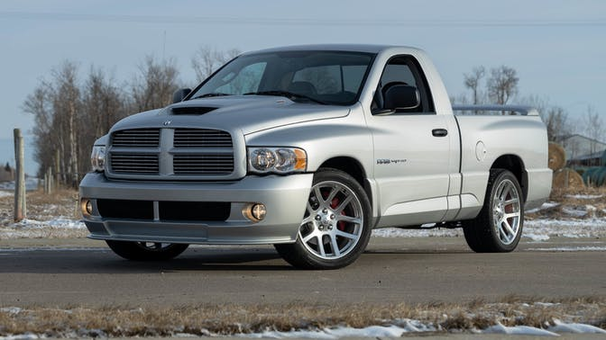 2005 Dodge Ram SRT-10 Pickup
