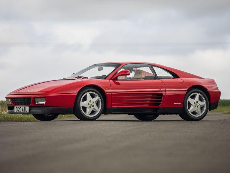 Ferrari 348 All Variants Market Classic Com