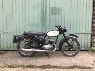 1959 BSA 175CC Bantam Super